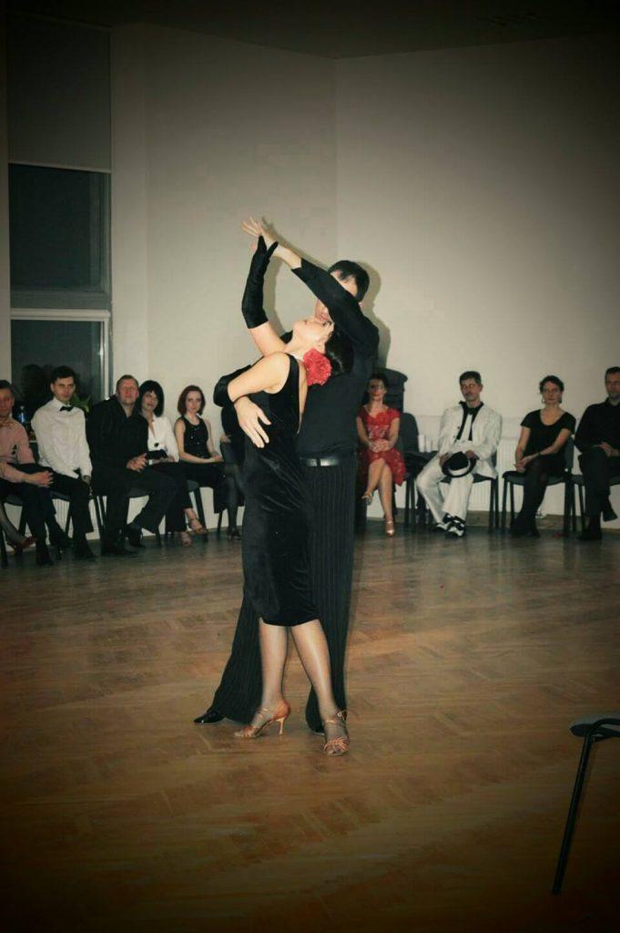 Argentinos tango pamokos