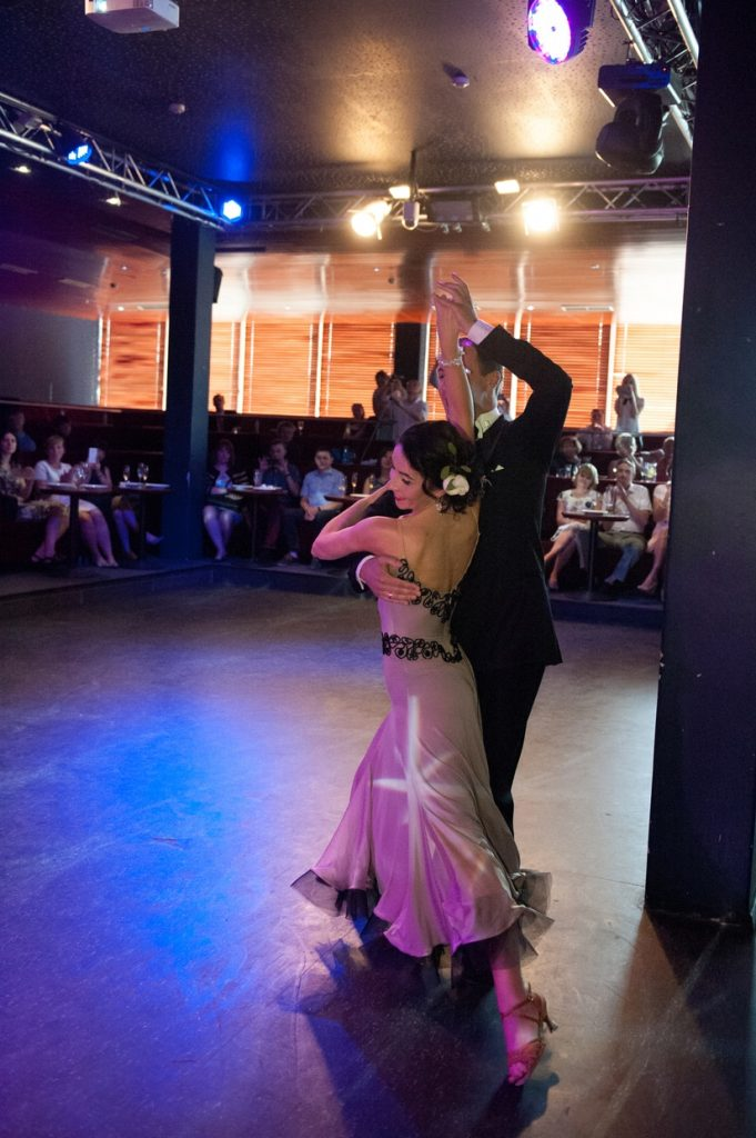 Ernestos ir Mindaugo šokis